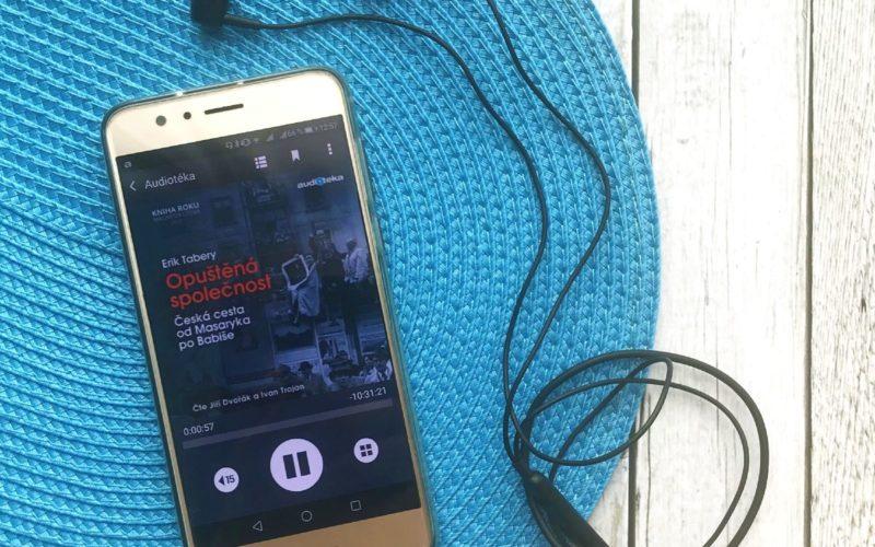 Audiokniha opuštěná společnost