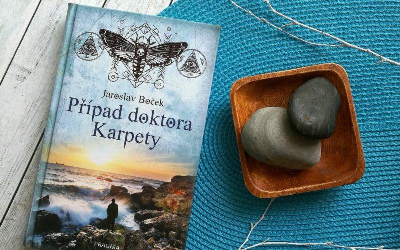 Kniha Případ doktora Karpety