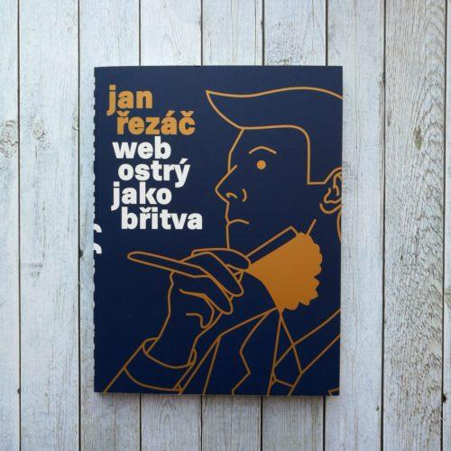Kniha Web ostrý jako břitva