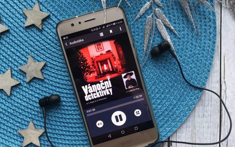Audiokniha Vánoční detektivky