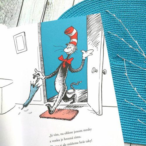 Kocour v klobouku - ukázka