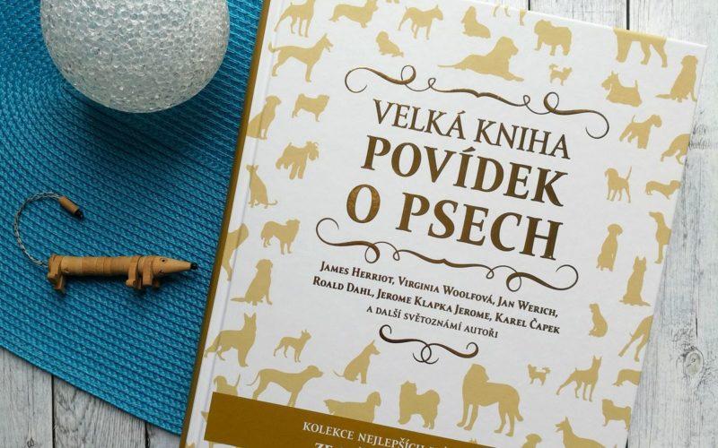 Velká kniha povídek o psech