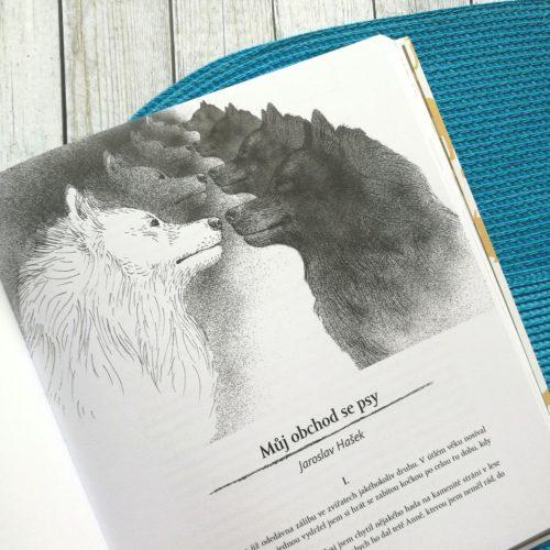 Velká kniha povídek o psech - ukázka